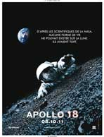 Apollo 18 - 11 x 17 Movie Poster - French Style A