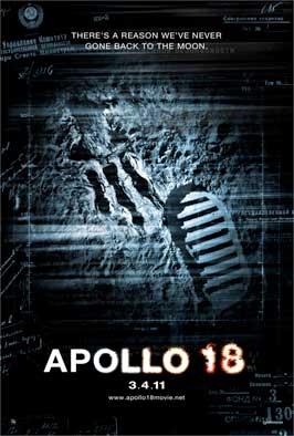 Apollo 18 - 11 x 17 Movie Poster - Style A