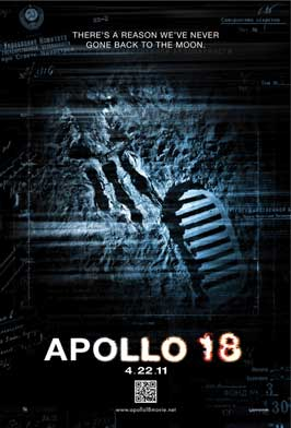 Apollo 18 - 43 x 62 Movie Poster - Bus Shelter Style A