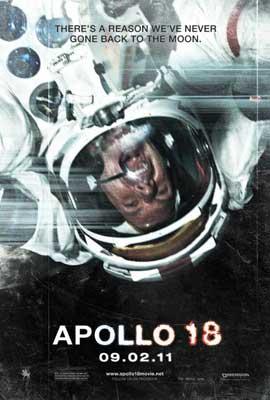 Apollo 18 - 11 x 17 Movie Poster - Style C