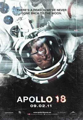 Apollo 18 - 27 x 40 Movie Poster - Canadian Style A