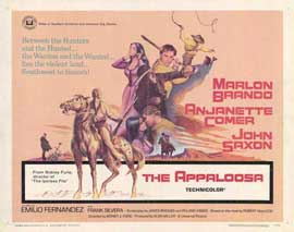 The Appaloosa - 11 x 14 Movie Poster - Style A