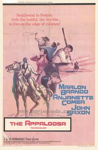 The Appaloosa - 27 x 40 Movie Poster - Style A