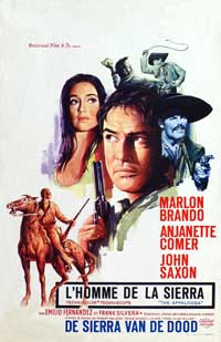 The Appaloosa - 27 x 40 Movie Poster - Style B
