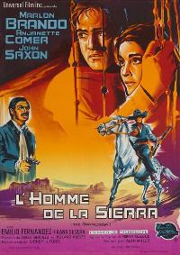 The Appaloosa - 27 x 40 Movie Poster - French Style A
