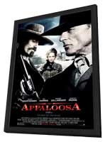 Appaloosa - 27 x 40 Movie Poster - Style B - in Deluxe Wood Frame