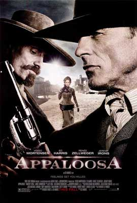 Appaloosa - 11 x 17 Movie Poster - Style A