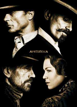 Appaloosa - 11 x 17 Movie Poster - Style B
