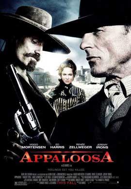 Appaloosa - 27 x 40 Movie Poster - Style B