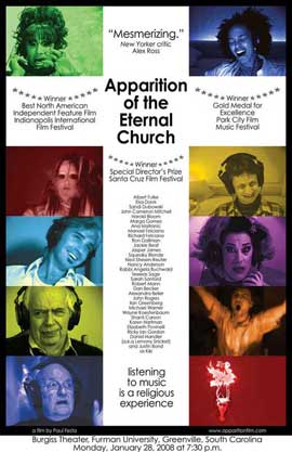 Apparition of the Eternal Church - 11 x 17 Movie Poster - Style A
