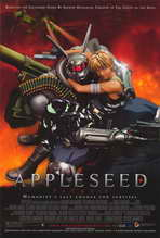 Appleseed - 27 x 40 Movie Poster - Style A