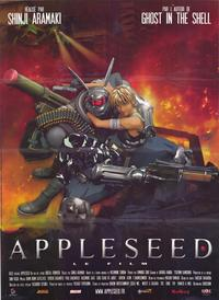 Appleseed - 30 x 40 Movie Poster - French Style A