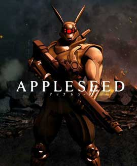 Appleseed - 27 x 40 Movie Poster - Style E