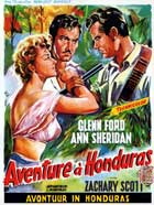 Appointment in Honduras - 11 x 17 Movie Poster - Belgian Style A