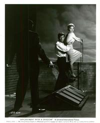 Appointment With a Shadow - 8 x 10 B&W Photo #2