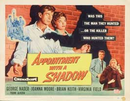 Appointment With a Shadow - 11 x 14 Movie Poster - Style A