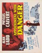 Appointment with Danger - 11 x 14 Movie Poster - Style A
