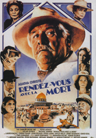 Appointment With Death - 11 x 17 Movie Poster - French Style A