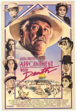 Appointment With Death - 11 x 17 Movie Poster - Style A