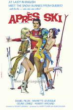 Apres Ski - 27 x 40 Movie Poster - Style A