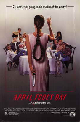 April Fool's Day - 11 x 17 Movie Poster - Style A