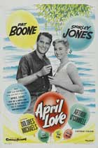 April Love - 11 x 17 Movie Poster - Style A