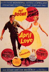 April Love - 27 x 40 Movie Poster - Style A
