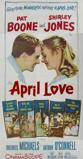 April Love - 20 x 40 Movie Poster - Style A