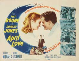 April Love - 11 x 17 Movie Poster - Style B