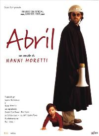 April - 11 x 17 Movie Poster - Spanish Style A