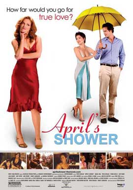 April's Shower - 11 x 17 Movie Poster - Style A