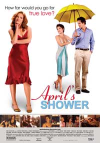 April's Shower - 43 x 62 Movie Poster - Bus Shelter Style A