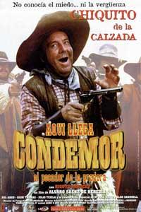 Aqui llega Condemor - 11 x 17 Movie Poster - Spanish Style A