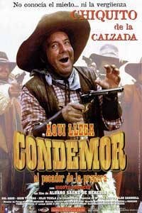 Aqui llega Condemor - 27 x 40 Movie Poster - Spanish Style A