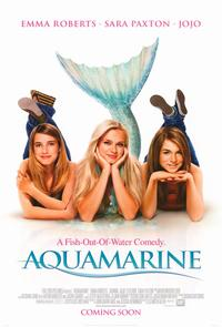 Aquamarine - 11 x 17 Movie Poster - Style A