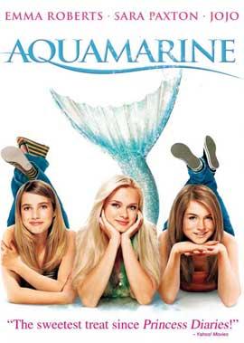 Aquamarine - 11 x 17 Movie Poster - Style E