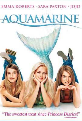 Aquamarine - 27 x 40 Movie Poster - Style C