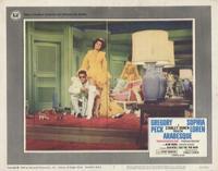 Arabesque - 11 x 14 Movie Poster - Style C