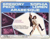 Arabesque - 11 x 14 Movie Poster - Style I
