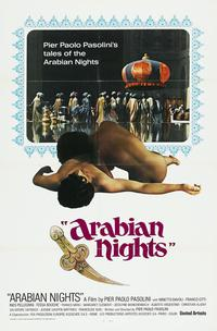 Arabian Nights - 11 x 17 Movie Poster - Style A