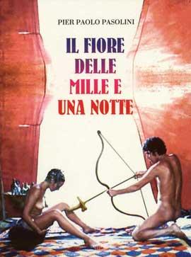 Arabian Nights - 11 x 17 Movie Poster - Italian Style A