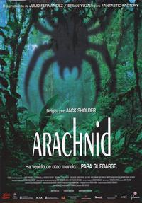 Arachnid - 11 x 17 Movie Poster - Style A