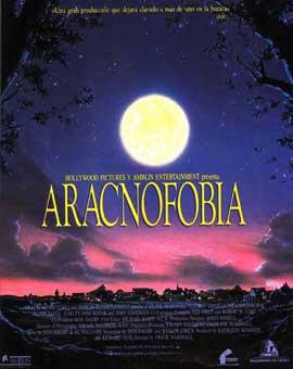 Arachnophobia - 11 x 17 Movie Poster - Spanish Style A