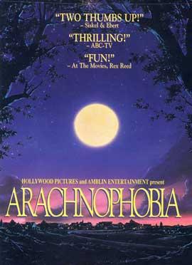 Arachnophobia - 27 x 40 Movie Poster - Style B