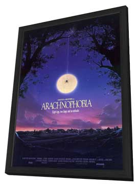 Arachnophobia - 27 x 40 Movie Poster - Style A - in Deluxe Wood Frame
