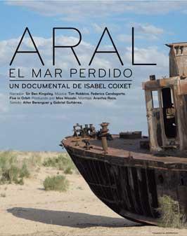 Aral. El mar perdido - 11 x 17 Movie Poster - Style A
