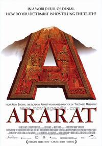 Ararat - 27 x 40 Movie Poster - Style A