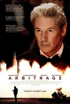 Arbitrage - 27 x 40 Movie Poster - Style A
