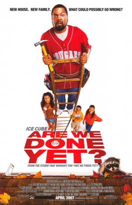 Are We Done Yet? - 43 x 62 Movie Poster - Bus Shelter Style A