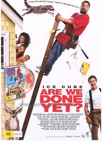 Are We Done Yet? - 43 x 62 Movie Poster - Bus Shelter Style B